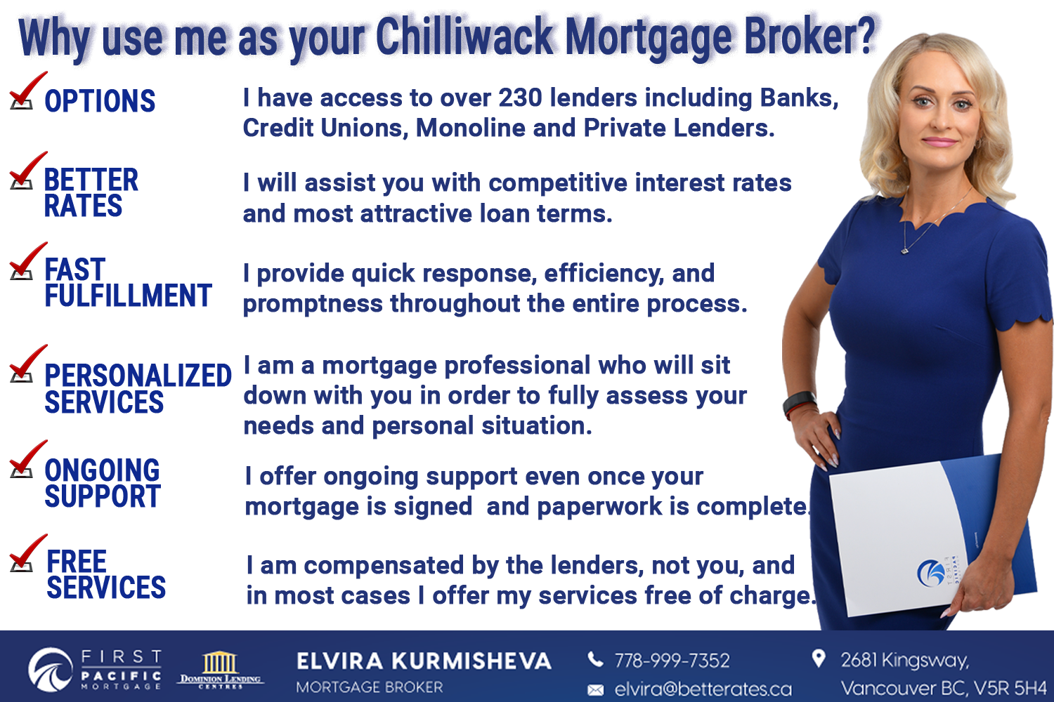 Picture of Chilliwack mortgage broker