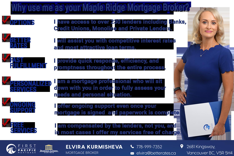 Picture of Maple Ridge mortgage broker