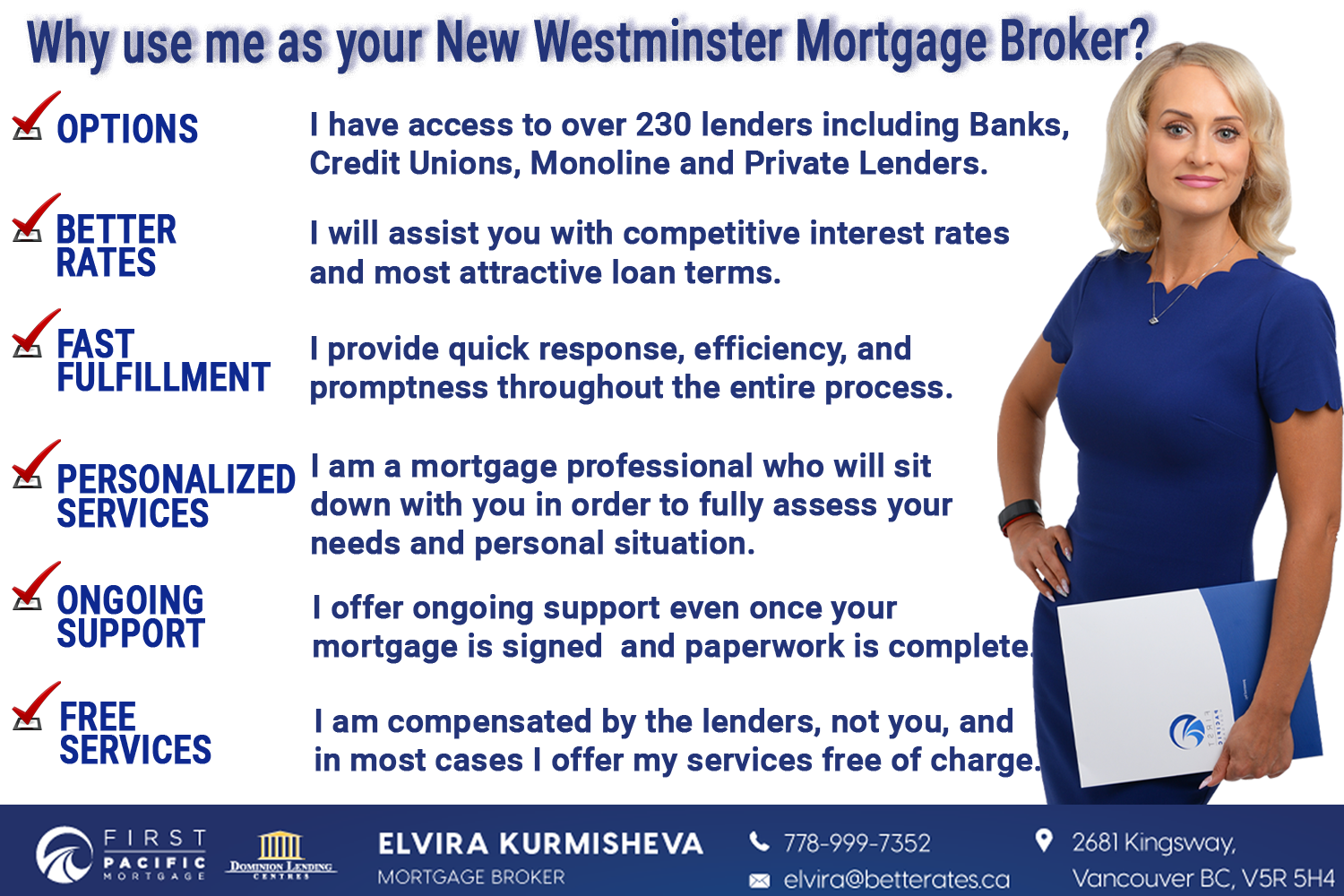 Picture of New Westminster mortgage broker