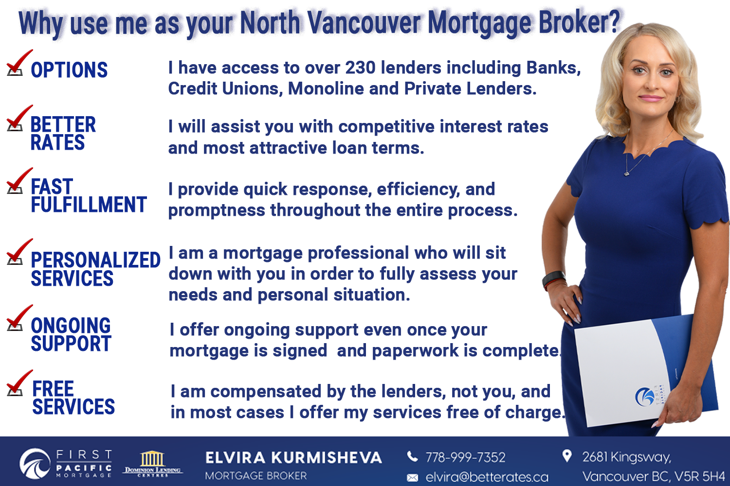 Picture of North Vancouver mortgage broker