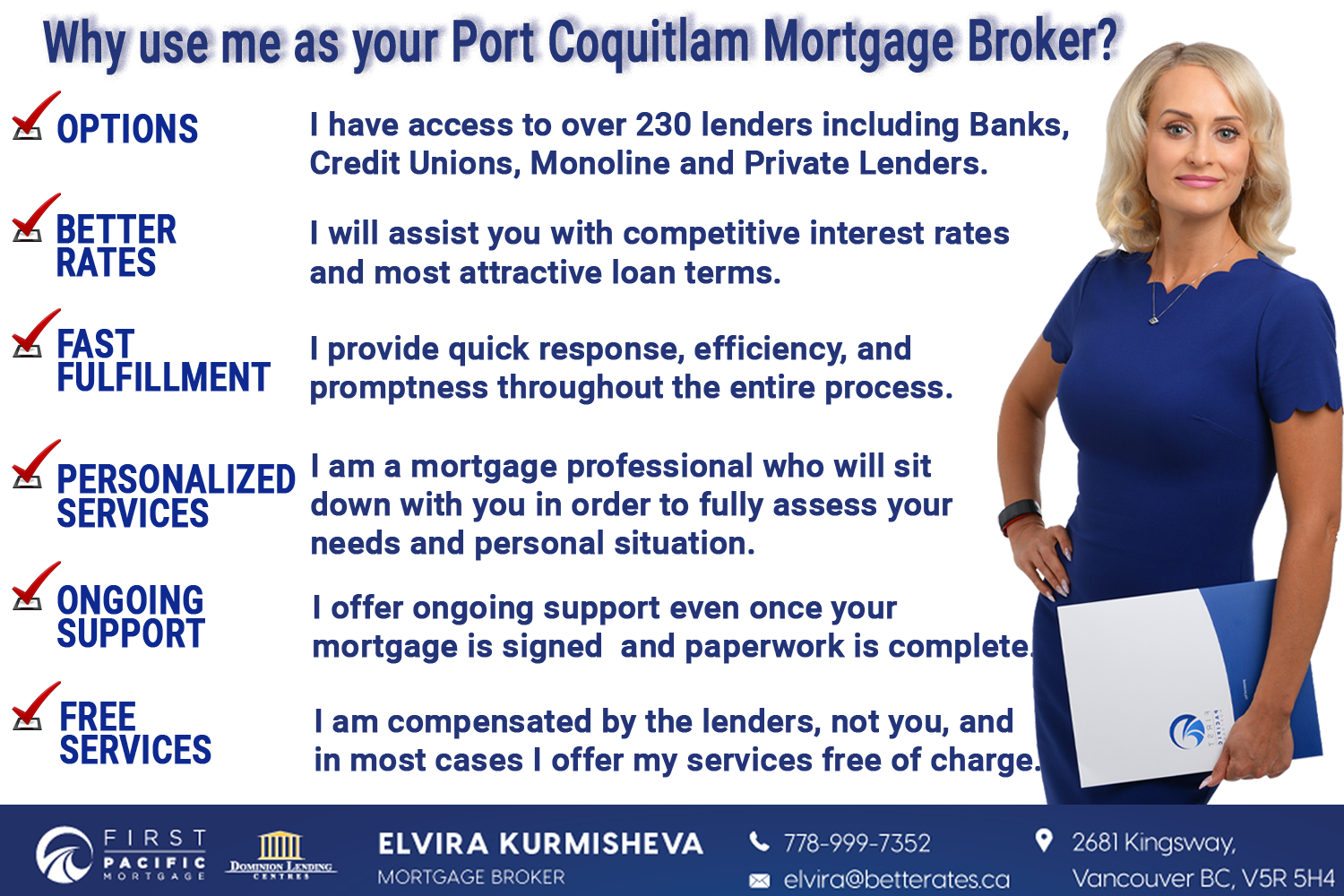 Picture of Port Coquitlam mortgage broker