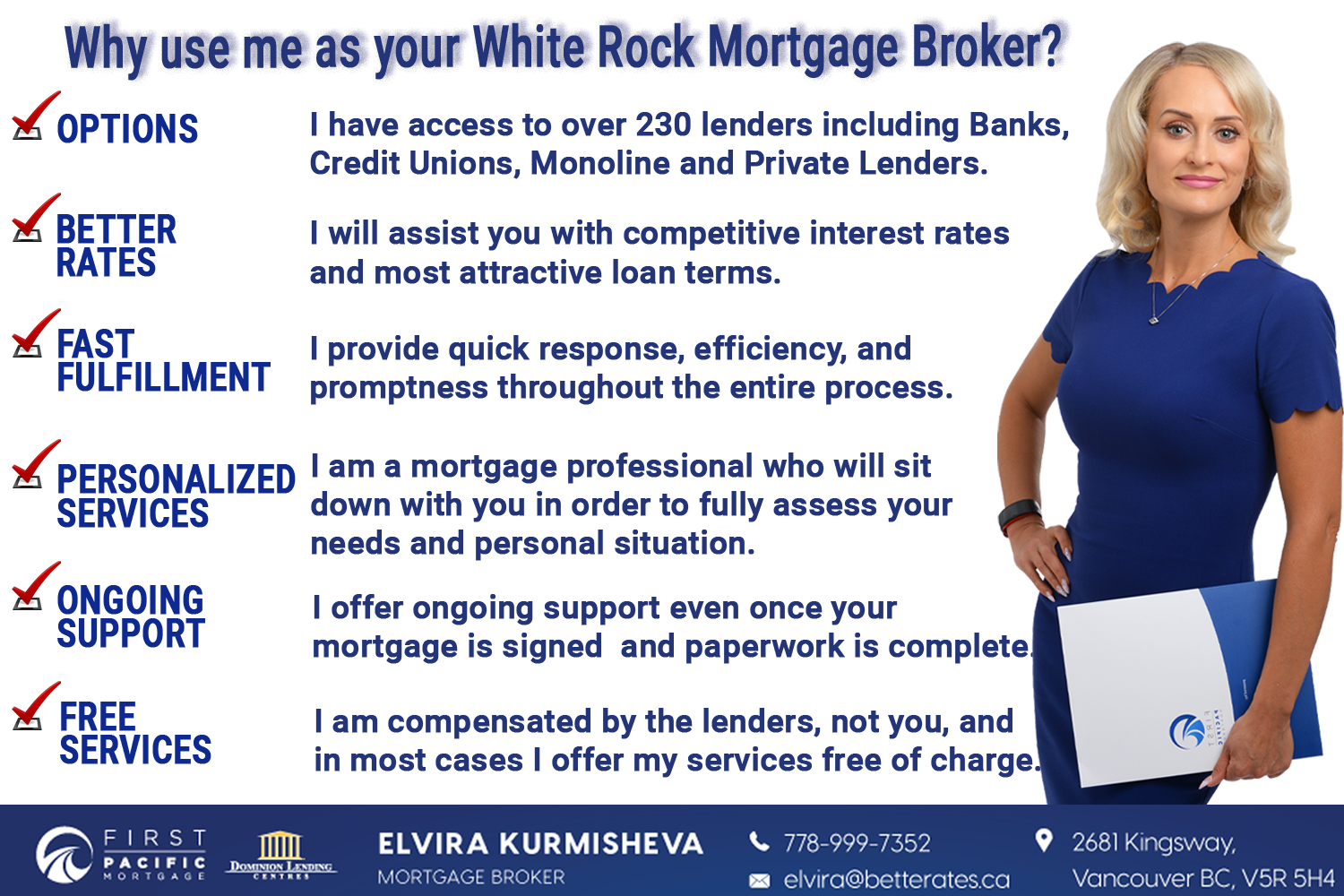 Picture of White Rock mortgage broker